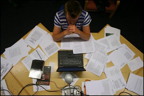 PhD clutter