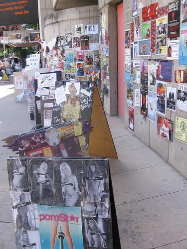 Posters at MTC 1