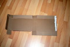 Flat Cardboard Box