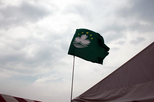 Macau Flag by you.