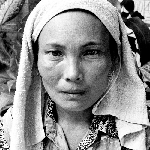 A Woman - Bangkok