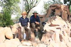 Pastor Tero & Peter in Kenya 2008