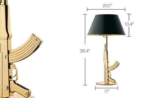 ak lamp