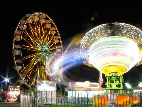 Clark County Fair After Dark