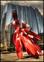 Downtown art.. (jetbluestone) Tags: art oklahoma hdr