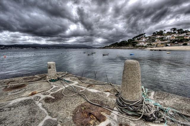 Muelle de Loira.
