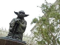 Yoda, it is