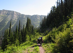 Richmond Peak Trail (4) - Montana