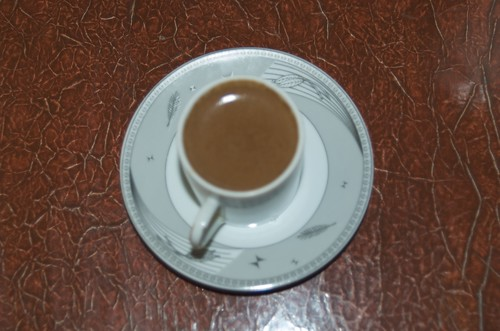 THE Turkish Coffee