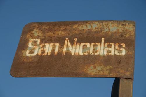 San Nicolas.