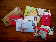 How I spent my long weekend (Missive Maven) Tags: writing post mail letters snail 11 letter postal write 2008 stationery snailmail penpal