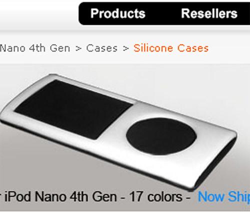 Funda Ipod Nano