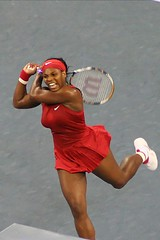Serena Williams - 2008 US Open (_Brian_Taylor_) Tags: new york nyc ny us venus open williams september serena rafa 2008 nadal usopen rafaelnadal 2008usopen