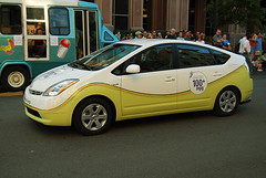 Plug-in Electric Car