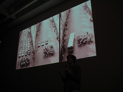 Robin Chase at Pecha Kucha Boston 4