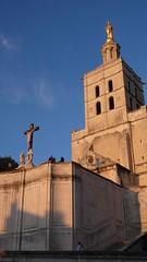 Notre Dame des Doms (Erik Hartberg) Tags: france des unescoworldheritagesite provence notre dame avignon palaisdespapes doms palaceofthepopes
