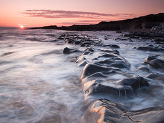 I remember you... (Chris Hammerton) Tags: uk sunset southwales wales landscape coast olympus portfolio bristolchannel ogmorebysea e330 shortlist visiongroup vision100 workcalendar