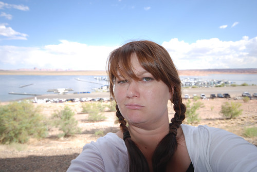 Day 273.5 - Lake Powell in Page, AZ