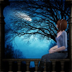 Moonless Night ( Mrtin ) Tags: new moon eclipse twilight edward bella isabella newmoon thesims swann cullen koinup Koinup:Username=marty86 Koinup:WorkID=69802