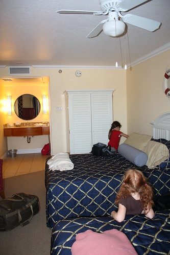 Kids room in our suite