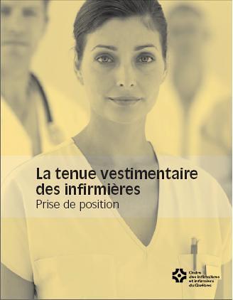 la tenue vestimentaire des infirmières: prise de position - OIIQ