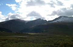 Mt. Evans & Mt. Bierstadt in the Morning (mtngirl9999) Tags: colorado mtevans mtbierstadt