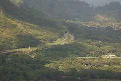 Pali Lookout (el mapache) Tags: hawaii oahu lookout kaneohe pali windward kailua