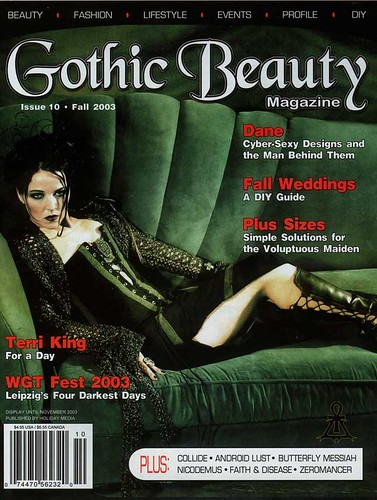 Collide Gothic Beauty cover