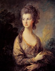 Miss Graham - Thomas Gainsborough (rosewithoutathorn84) Tags: portrait english beauty thomas miss graham 1700s gainsborough