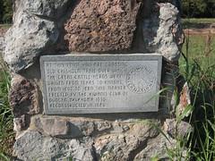 Chisholm Trail Marker (Kawanis) Duncan, OK