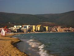 """Sunny Beach"" на север"