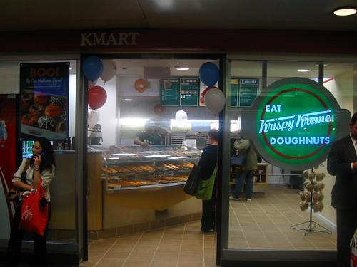 Mmmm, doughnuts