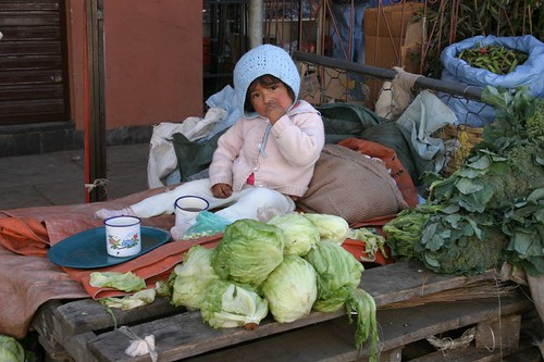 Cochabamba kid.