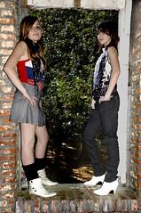 _DSC01902896 (wonderjaren.net) Tags: model shoot shauna age morgan yana fotoshoot age9 age12 12yo age13 9yo 13yo teenmodel childmodel