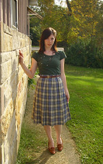 50's Meets Now (strawberrykoi) Tags: vintage strawberry ebay skirt koi