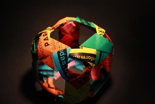 """Cube skeleton origami • <a style=""""font-size:0.8em;"""" href=""""http://www.flickr.com/photos/29952986@N05/2967980922/"""" target=""""_blank"""">View on Flickr</a>"""