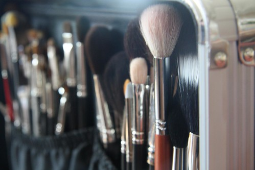 brushes at the ready!