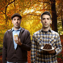 Renato and Matt, Baked