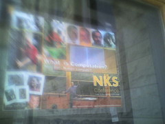 NKOTS Conference.  I mean NKS.