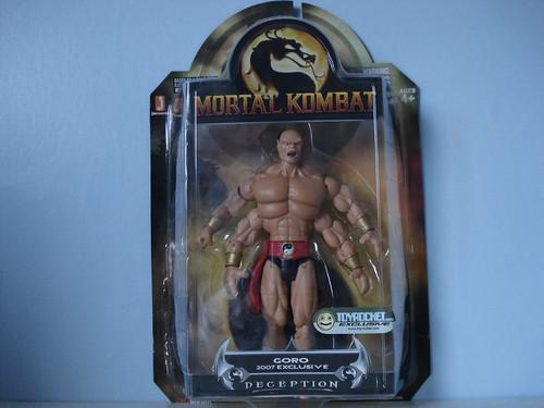 Mortal Kombat - Goro