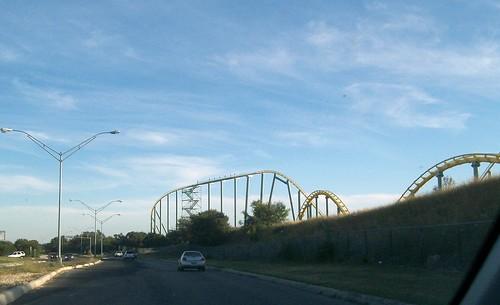 Roller Coaster curves