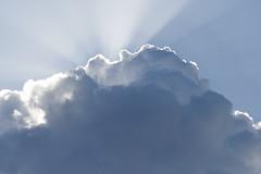 cloudy and sunny (dive-angel (Karin)) Tags: cloud sun hotel wolke malta sunrays sonnenstrahlen canon50mm eos400d