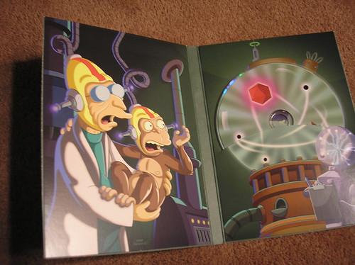 Futurama Juego de Bender DVD