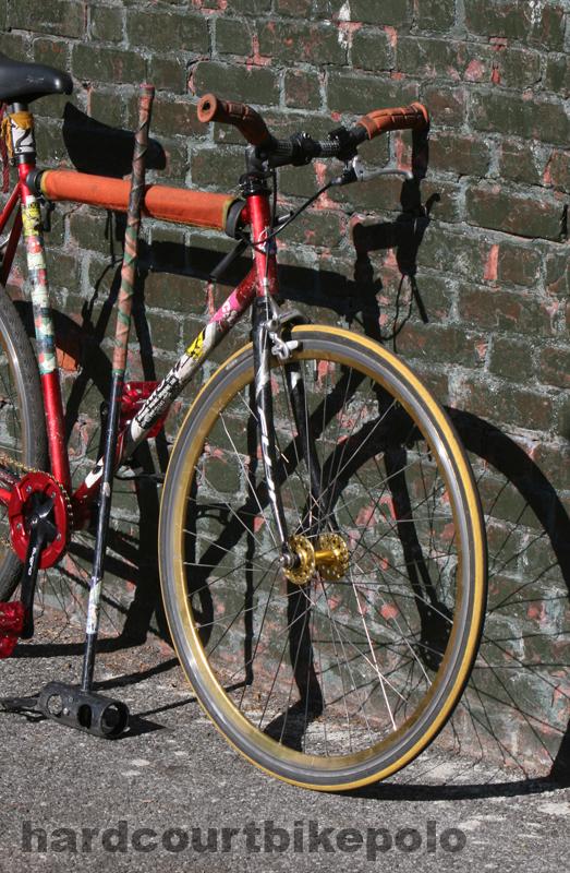 Chombo polo bike 2