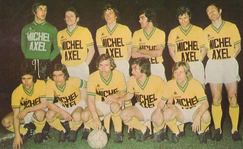 nantes 1972-73