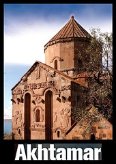 Akhtamar -  (nersess) Tags: church relief dome armenia vandalism orthodox armenian armenianchurch hach khach sourp ahtamar