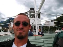 IMG_5452 - Interlaken - Interlaken Ost (thisisbossi) Tags: boats schweiz switzerland brienz suisse sunburn svizzera aar interlaken aare ch schwyz goatees schwiiz confoederatiohelvetica andrewbossi