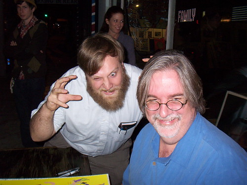 Pen Ward Menacing Matt Groening