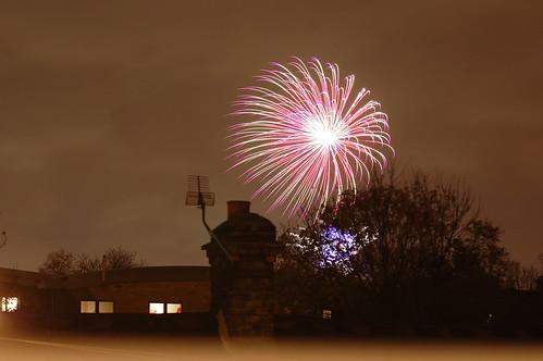Blackheath Fireworks - 9
