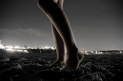 Legs (noamgalai) Tags: sea beach israel photo picture photograph allrightsreserved    noamg noamgalai    eynavnir